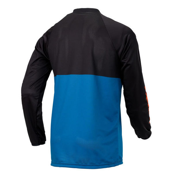 Kenny Charger MTB Jersey - Blue-Orange