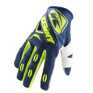 Kenny Glove Titanium Adult - Navy Blue/Neon Yellow
