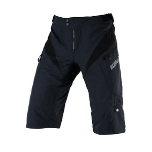 Kenny Enduro Shorts - Black