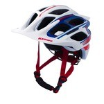 Kenny Enduro S2 MTB Helmet - Blue/White/Red