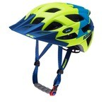 Kenny K2 MTB Helmet - Neon Yellow/Blue