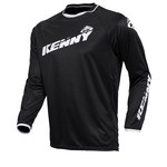 Kenny BMX Elite LS Jersey - Black