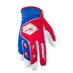 Kenny Track MTB Gloves - Red/Blue