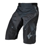 Kenny Track Short - Black/Grey