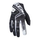 Kenny Titanium MTB Gloves - Black/White