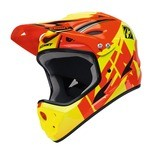 Kenny Downhill Fullface Helmet - Orange