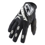 Kenny Glove Titanium Adult - Black/White