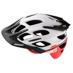 Kenny Enduro S2 MTB Helmet - White-Red