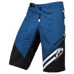 Kenny Factory Enduro/Free-Ride Shorts Blue