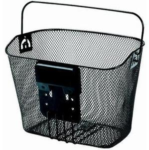 KlickFix Uni basket black
