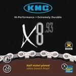 Chain 6/7/8 v KMC X8.93 Nickel