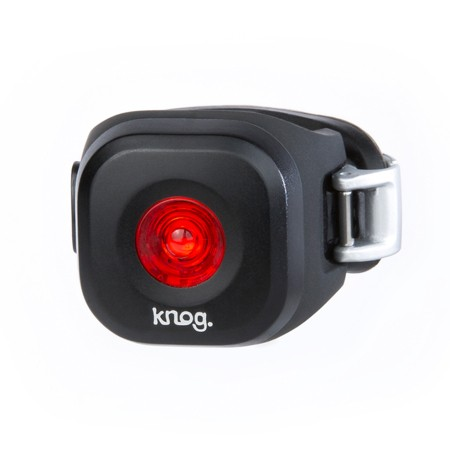 Knog Blinder Mini Rear Dot Bike Light - Black
