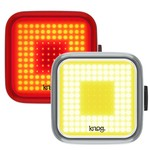 Knog Blinder Square Front/Rear Lighting Kit