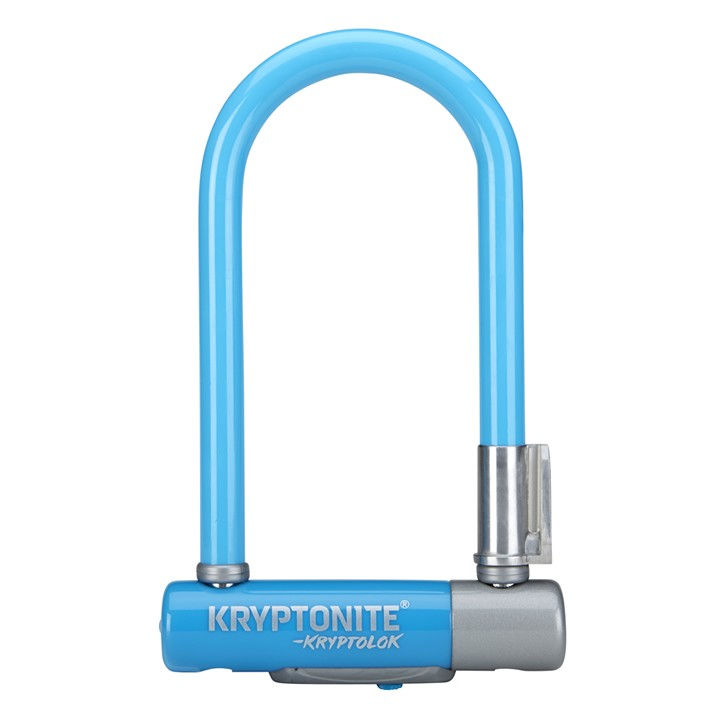 Kryptonite KryptoLok Mini-7 U-Lock - Blue