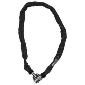Kryptonite Keeper 465 Combo Chain Lock - Black