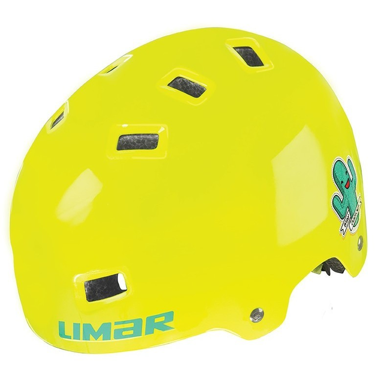 Limar 306 Children Helmet - Yellow