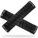 Bar Grip Lizard Skin Lock-on Logo (black)