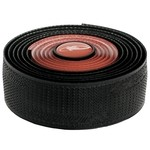 Bar tape Lizard Skins Dual Tape 2.5 - Red/Black