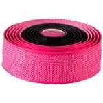 Bar tape Lizard Skins DSP Dual Tape 2.5 - Neon Pink/Black