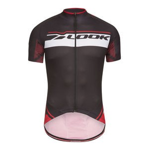 Look Pro Team Jersey - Black/Red