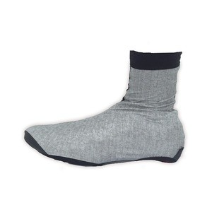 Look Illuminate Shoe Covers Black/Grey