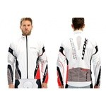 Look ProTeam Jacket White/Red 2014