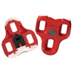 Look Keo cleats - Red 9°