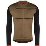 Look Purist Long Sleeve Jersey - kaki