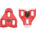 Look Delta cleats - Red 9°