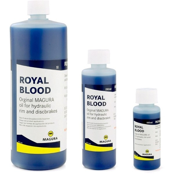 Bike Oil :: Mineral oil Magura Royal Blood 100 ml