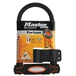 Master Lock 8195 (210 mm) U Lock - Black