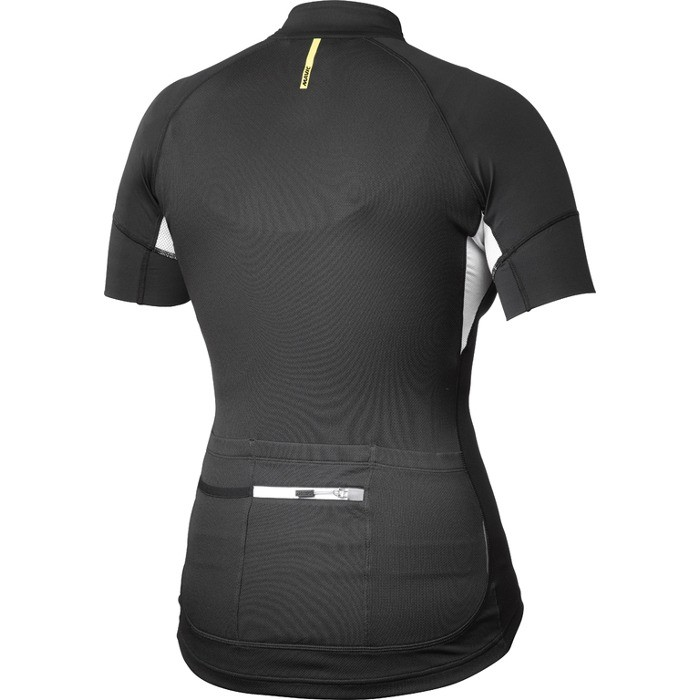 Mavic Ksyrium Elite Women Jersey - Black