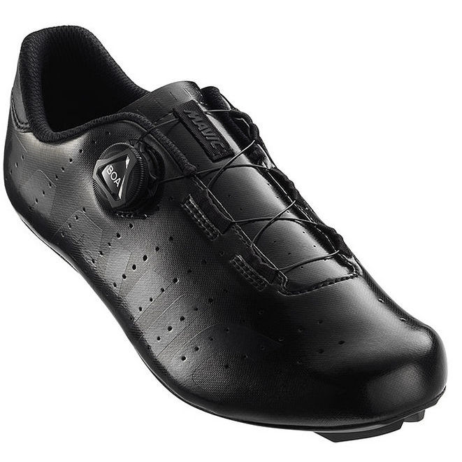 Mavic Cosmic Boa Road Shoes - Black