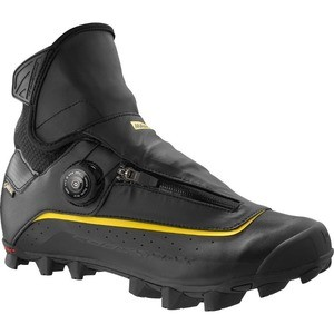 Mavic Crossmax SL Pro Thermo Winter MTB Shoes - Black