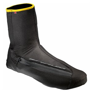 Mavic Ksyrium Pro Thermo Plus Shoe Cover Black
