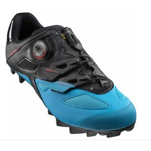 Mavic Crossmax Elite MTB Shoes - Dresden Blue