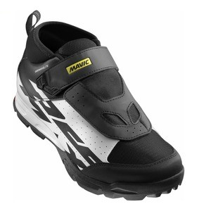 Mavic Deemax Elite MTB Shoes - Black/White