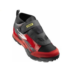 Mavic Deemax Elite MTB Shoes - Fiery Red