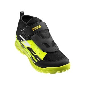 Mavic Deemax Elite MTB Shoes - Black/Safety Yellow