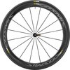 Mavic Cosmic Pro Carbon Exalith Front Wheel 2017