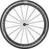 Mavic Cosmic Pro Carbon Front Wheel 2017 - Black