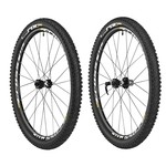 Mavic Crossroc WTS 29' Disc 6T Wheelset - [15/135 mm]