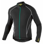 Mavic Cosmic Elite Thermo Long Sleeves Jersey Black