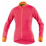 Mavic Aksium Thermo Jacket Women Cerise