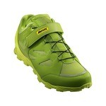 Mavic XA Elite MTB Shoes - Green