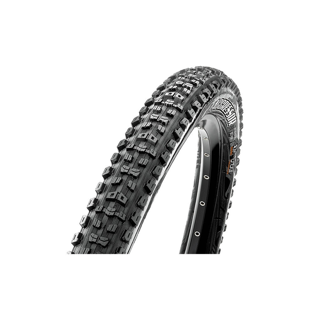 Maxix Agressor Tyre - Dual Exo Protection Tubeless Ready - 27.5x2.30