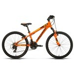 "Megamo Open Junior Boy MTB 24"" Shimano 3x7S 2021"