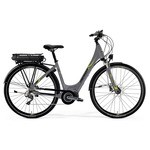 Merida eSpresso City 600 EQ Shimano STePS E6000 E-Bike - 2017