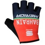 Bahrain Merida Pro Race 2018 Men Gloves