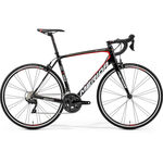Merida Scultura 4000 Road Bike  - Shimano 105 - Black Team - 2019